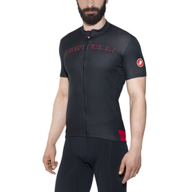 Castelli Prologo V Bike Jersey Shortsleeve Men black